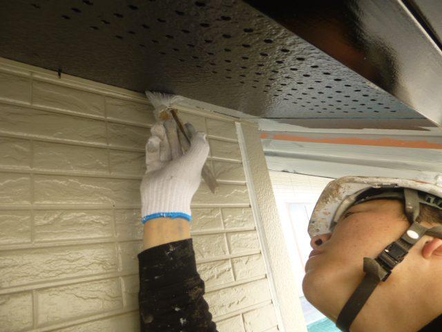 付帯塗装工事