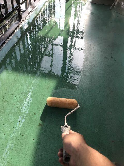 ベランダ防水
