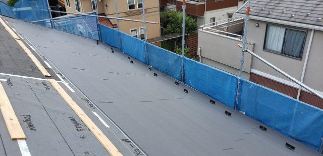 屋根カバー工法